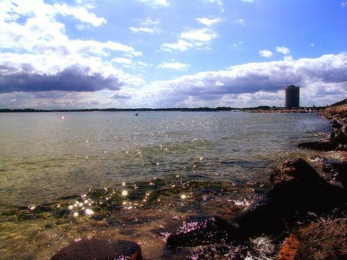 Travemünde in der Lübecker Bucht