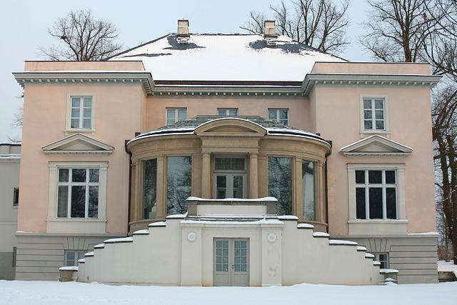 Villa Eschenburg in Lübeck St. Gertrud