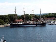 Viermastbark Lübeck