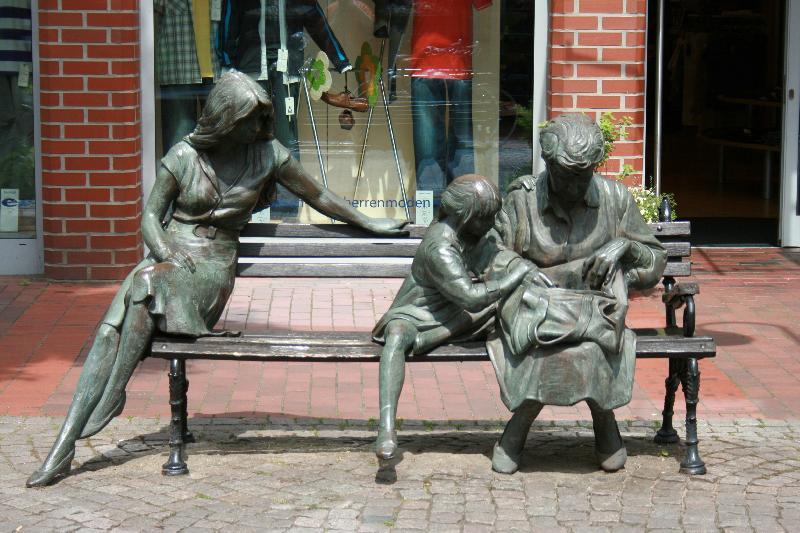 Drei Generationen von Carsten Eggers