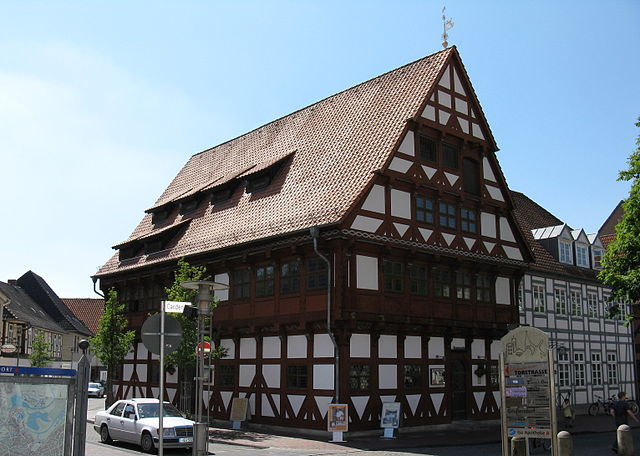 Altes Rathaus in Gifhorn