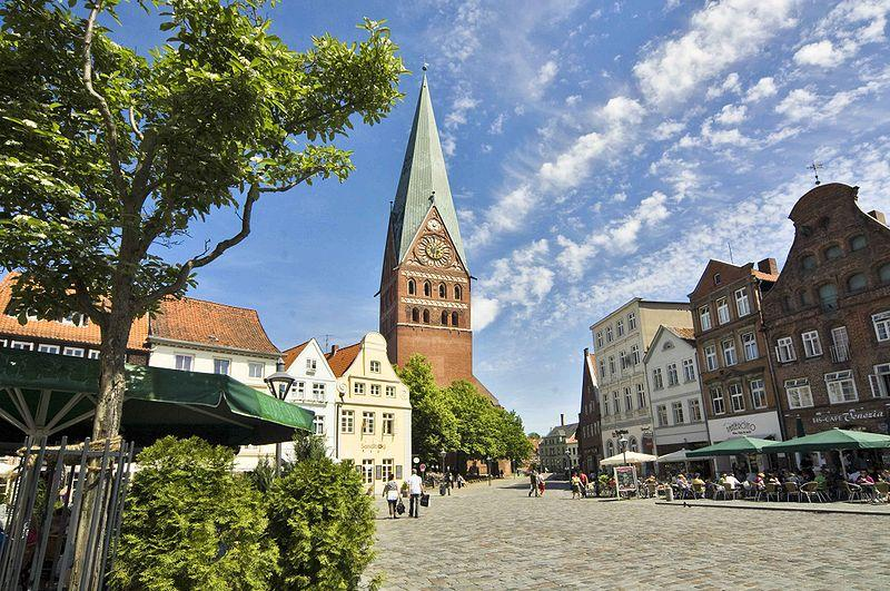Am Sande Lüneburg