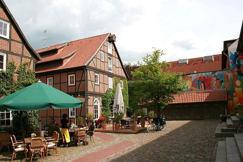 Ehlermannsche Speicher in Rotenburg