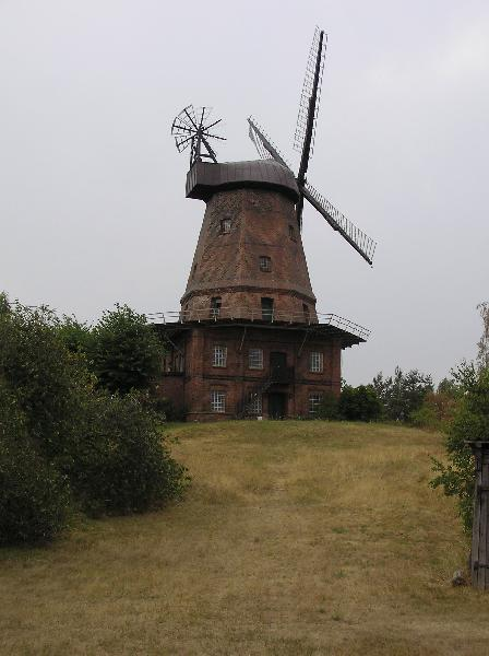 Wittmühle in Hittbergen