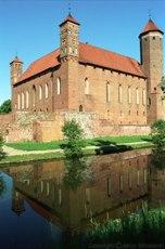 Schloss in Lidzbark, Heilsberg