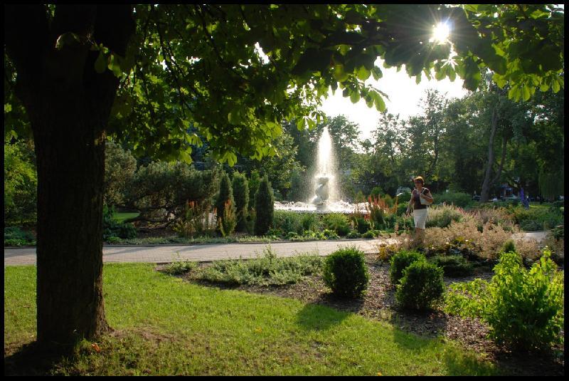 Der Park in Treuburg