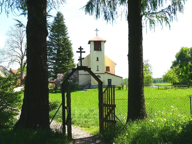 Altgläubige/Philiponen-Kloster in Wojnowo