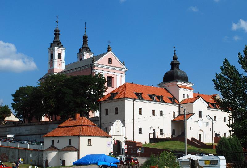 Klasztor Kamedułów w Wigrach