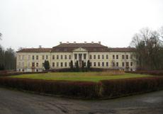 Der Schloss Dönhoffstädt