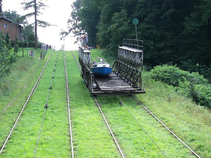 Der Oberland Kanal / Kanał Elbląski