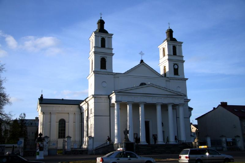 St. Alexander Kirche in Suwalki