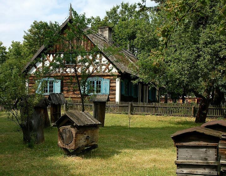 Das Freilichtmuseum der Volksbauweise in Hohenstein