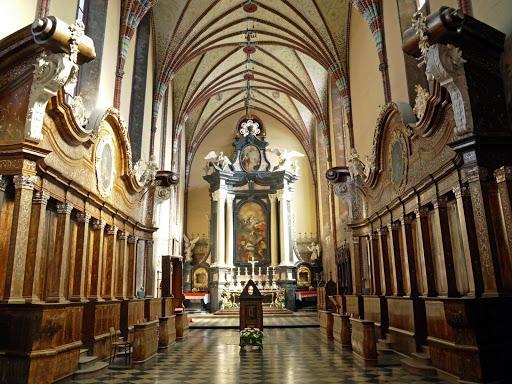 Die Kathedrale in Frauenburg, Innenansicht