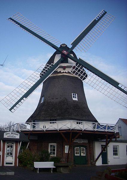 Windmühle auf Norderney