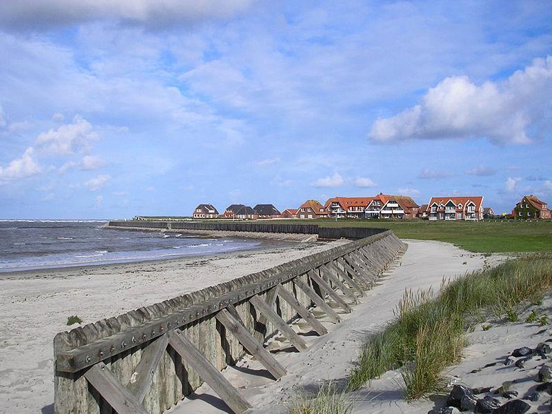 Strand von Baltrum