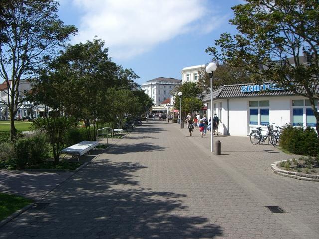 Promenade der Stadt Norderney
