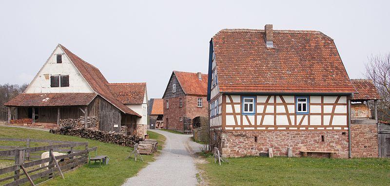 Freilandmuseum Gottersdorf