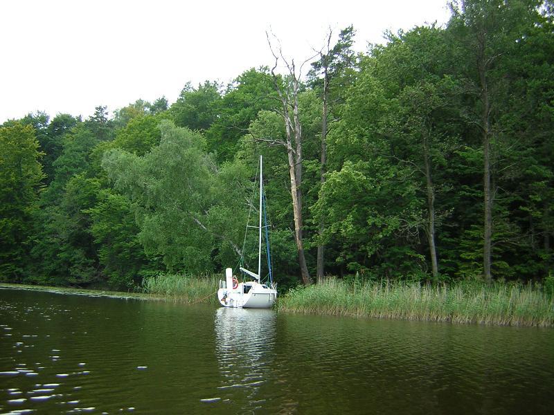 Jezioro Jeziorak w Jażdżówkach