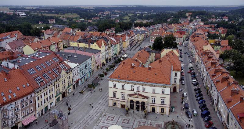 Złotoryja Altstadt