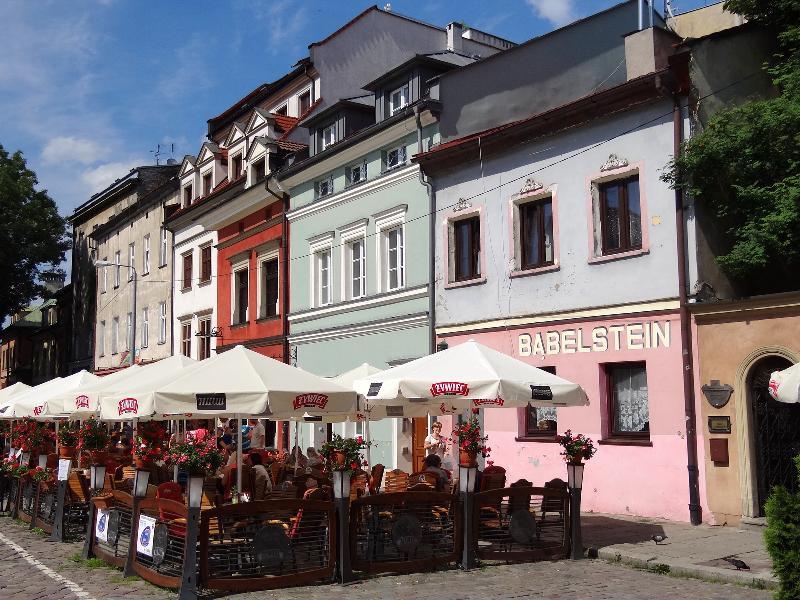 Krakau - das jüdische Viertel Kazimierz