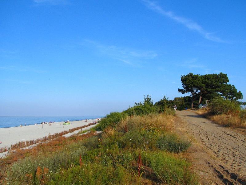 Strand von Kuźnica - Halbinsel Hel