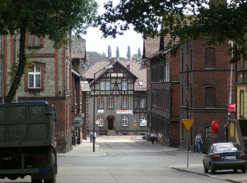 Zabrze – ulica Jagiellońska