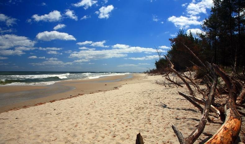 Strand von Jurata