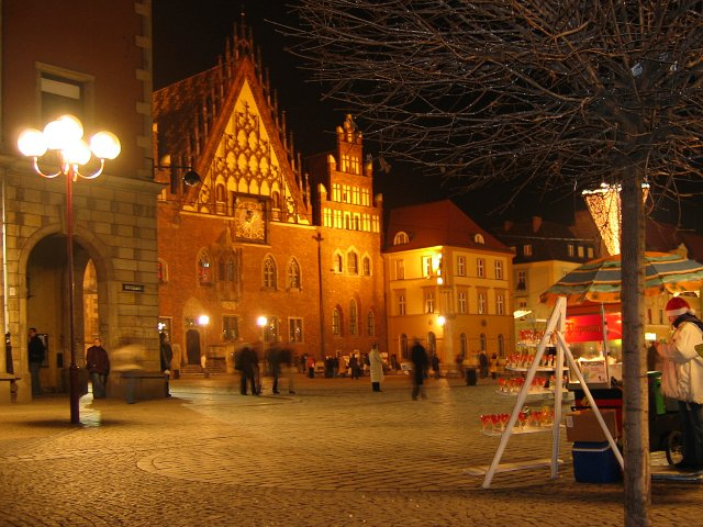 Ratusz we Wrocławiu