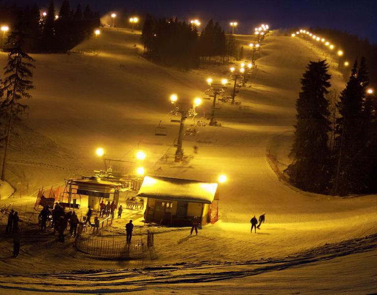 Białka Tatrzańska - Skigebiet Kotelnica