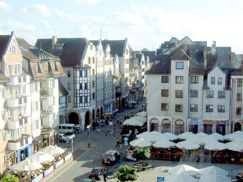 Kolberg Marktplatz