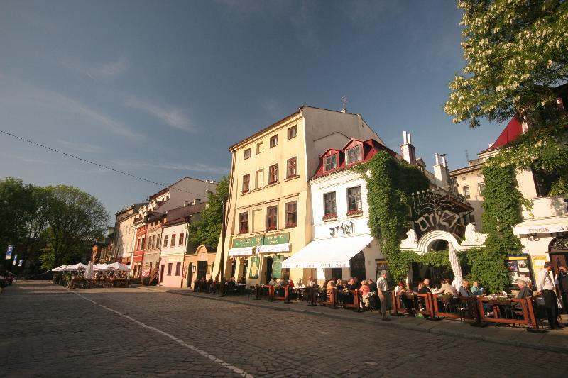 Das Jüdische Viertel Kazimierz in Krakau