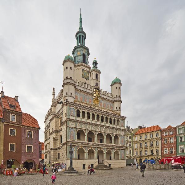 Posen Rathaus