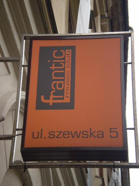 Frantic Club Krakau