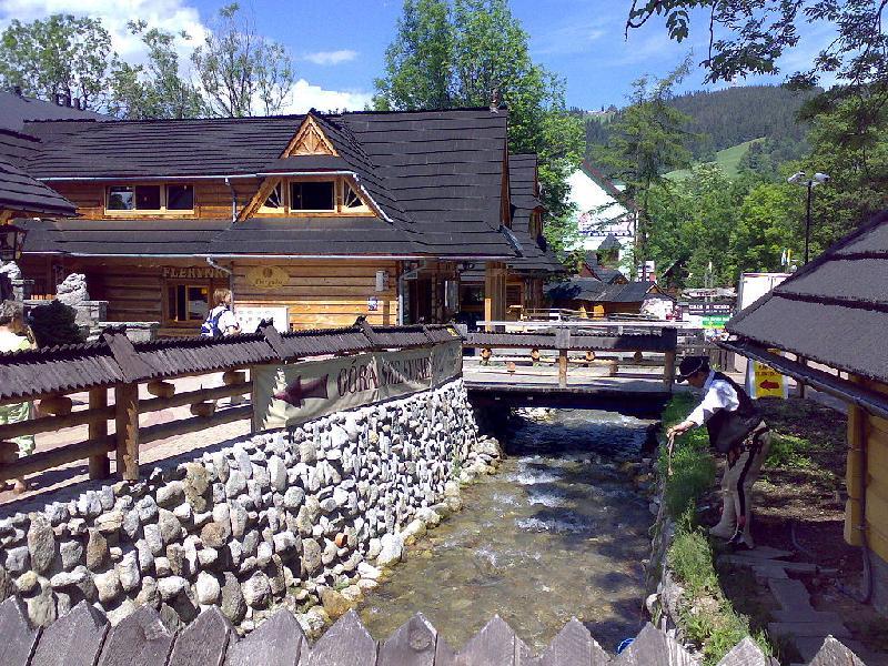 Zakopane - größter Ort im polnischen Tatragebirge