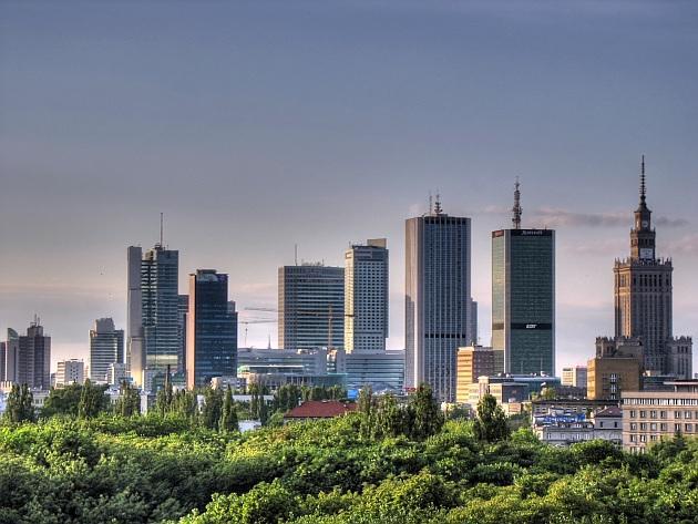 Warschau Panorama