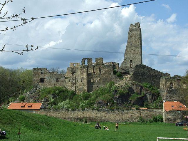 Burg Okoř