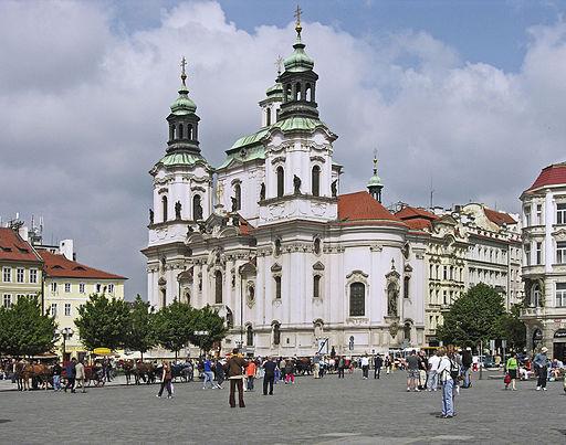 Kirche St. Nikolaus