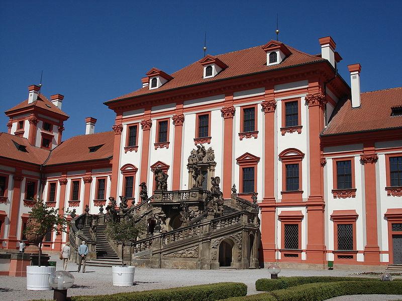 Schloss Troja