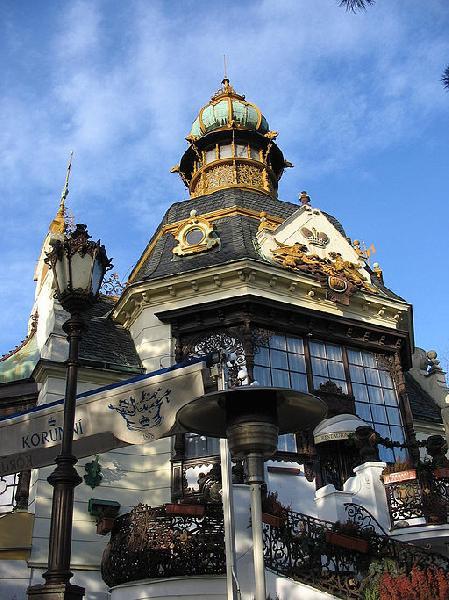 Hanavský-Pavillon