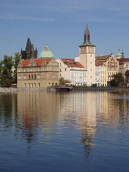Prag am Fluss