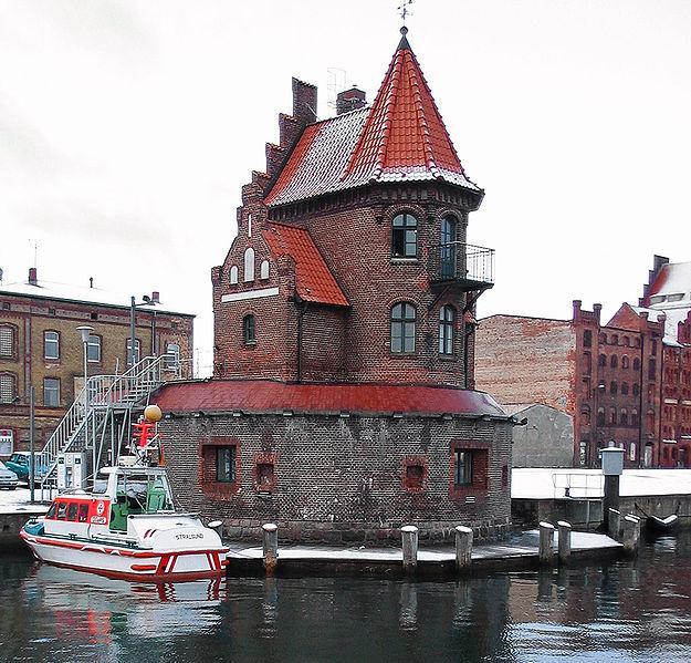 Hafenpromenade Stralsund