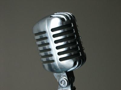 Show-Mikrofon