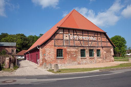 Vorpommernhus Klausdorf