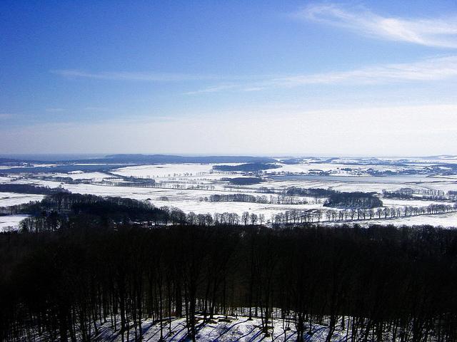 Winter auf Rügen