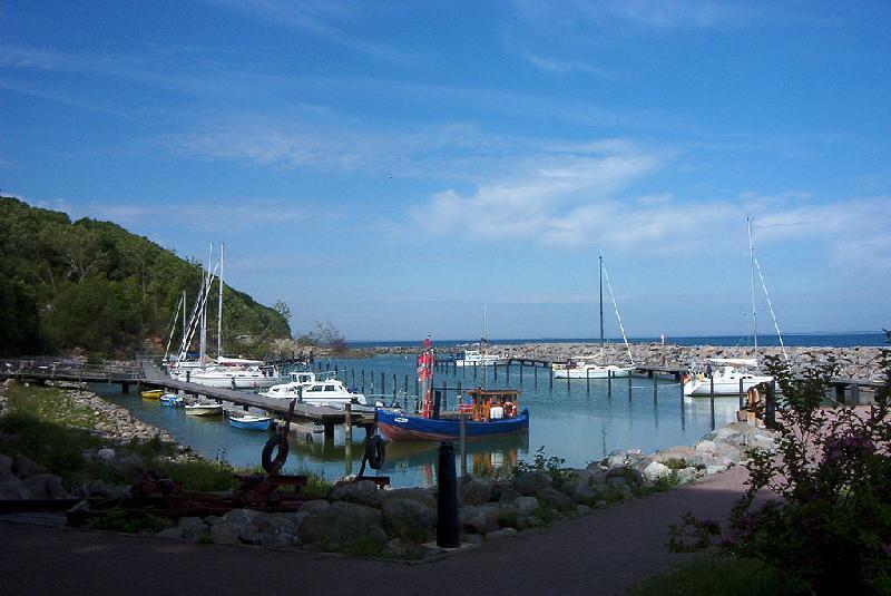 Lohme Hafen