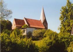 St. Marien in Poseritz