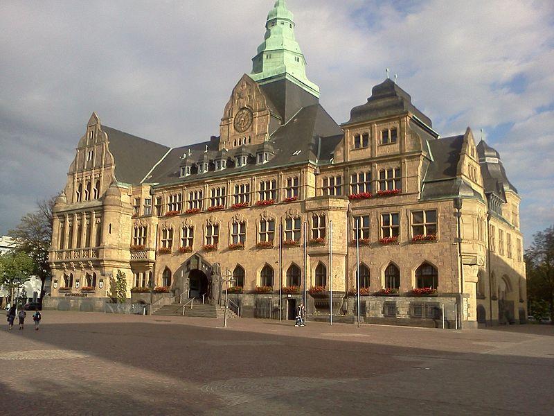 Rathaus von Recklinghausen