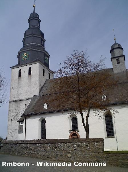 Hallenberg im Sauerland