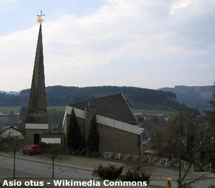 Schmallenberg-Eslohe im Sauerland