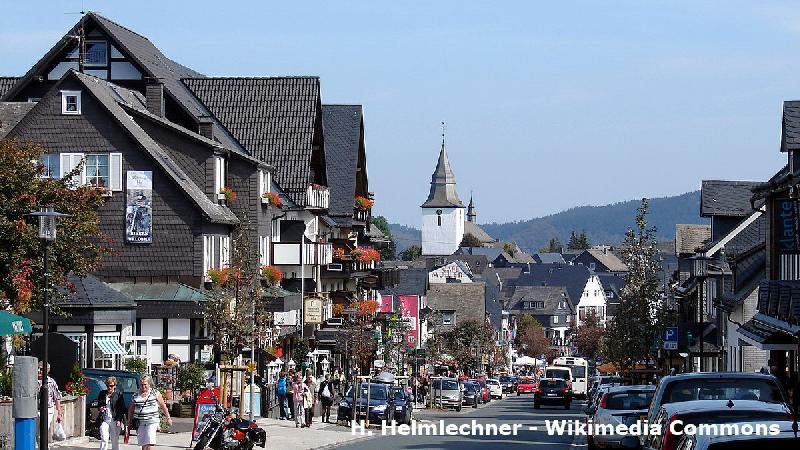 Winterberg im Sauerland